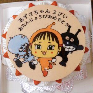 アンパンマン キャラクターケーキ