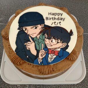 名探偵コナン キャラクターケーキ