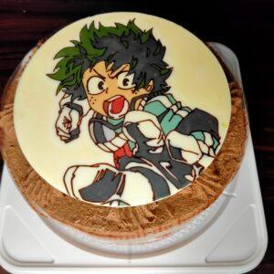 僕のヒーローアカデミア キャラクターケーキ