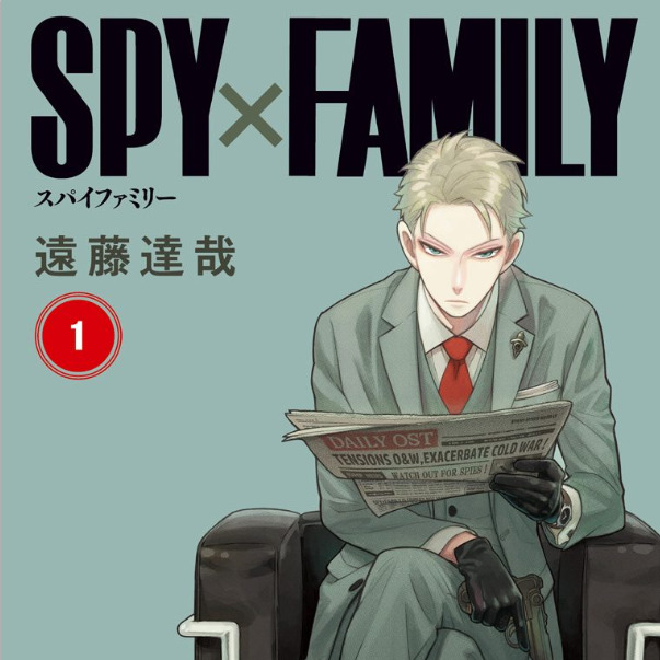 SPY×FAMILY(スパイファミリー)のキャラクターケーキ