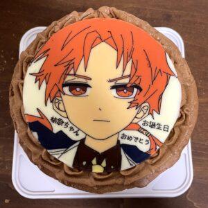 地縛少年花子くん キャラクターケーキ