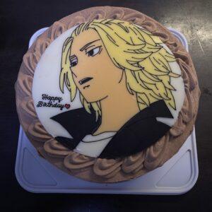 クリスマス キャラクターケーキ